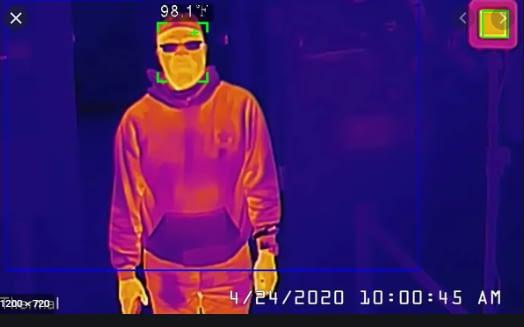 heat sensing